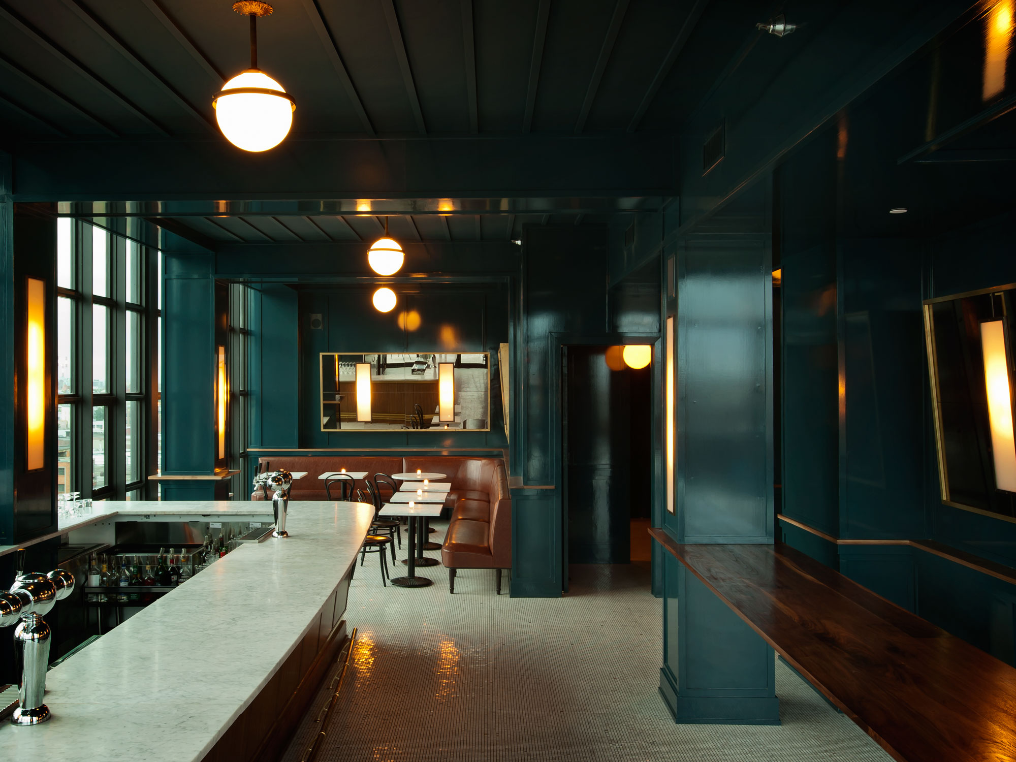 The wythe hotel brooklyn ny hotel design for Industrial hotel design