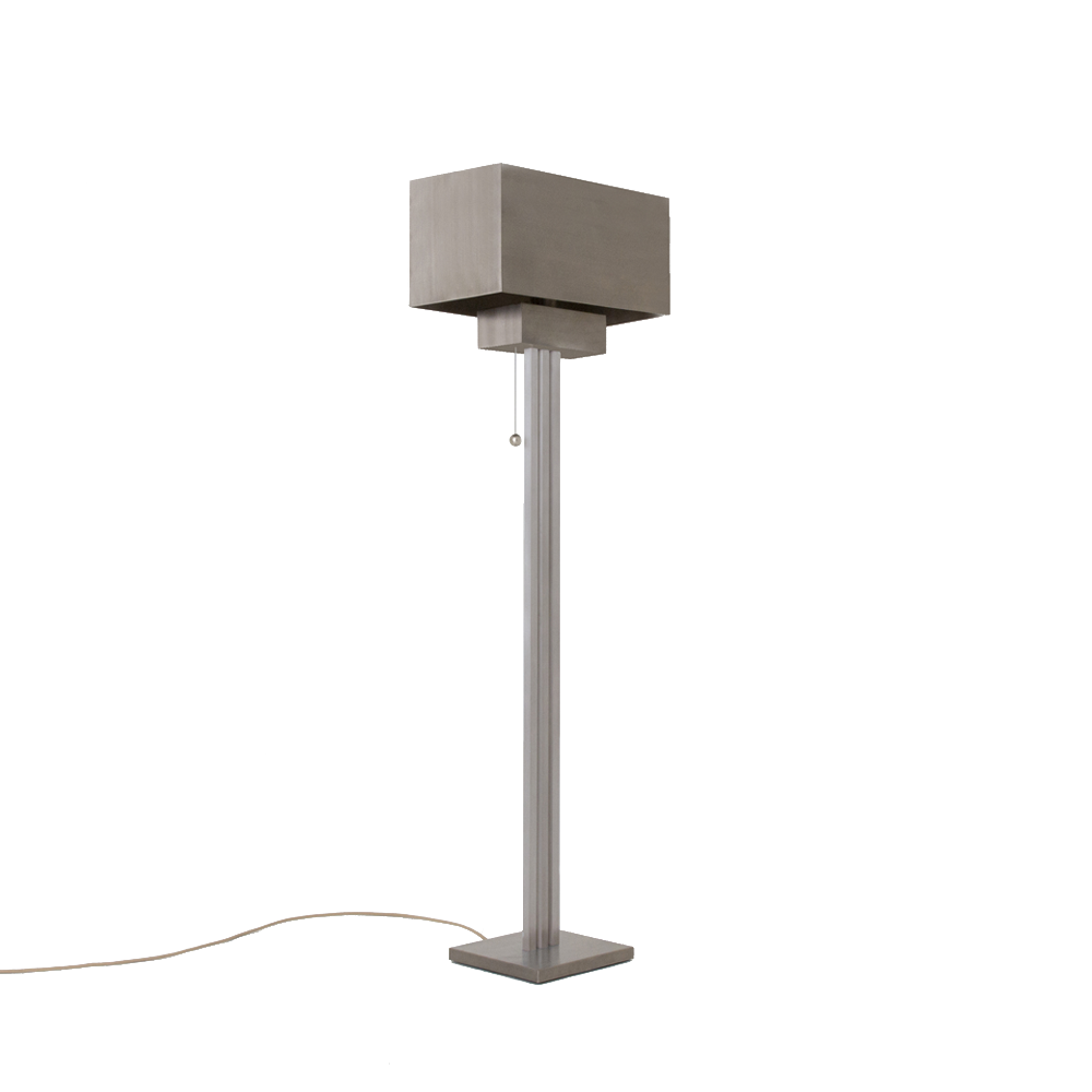 featured image for Block Floor Lamp