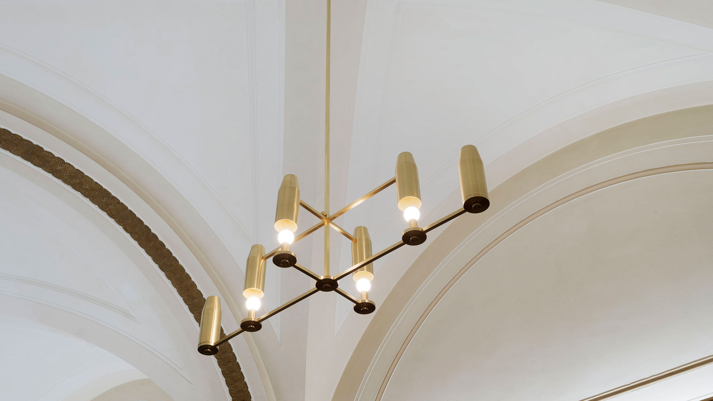 gallery image for Chamber Chandelier