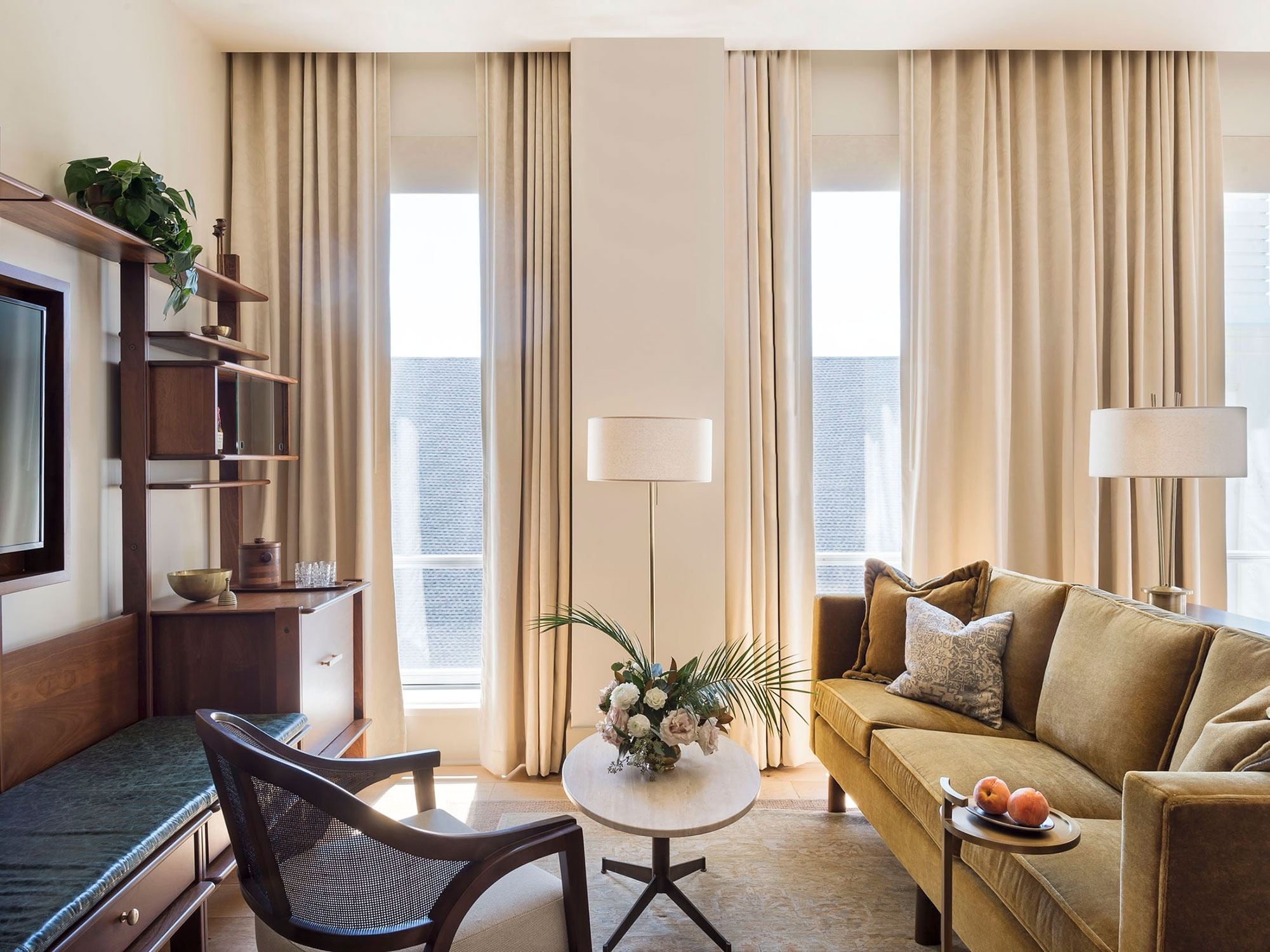 the dewberry hotel workstead hospitality interior design project