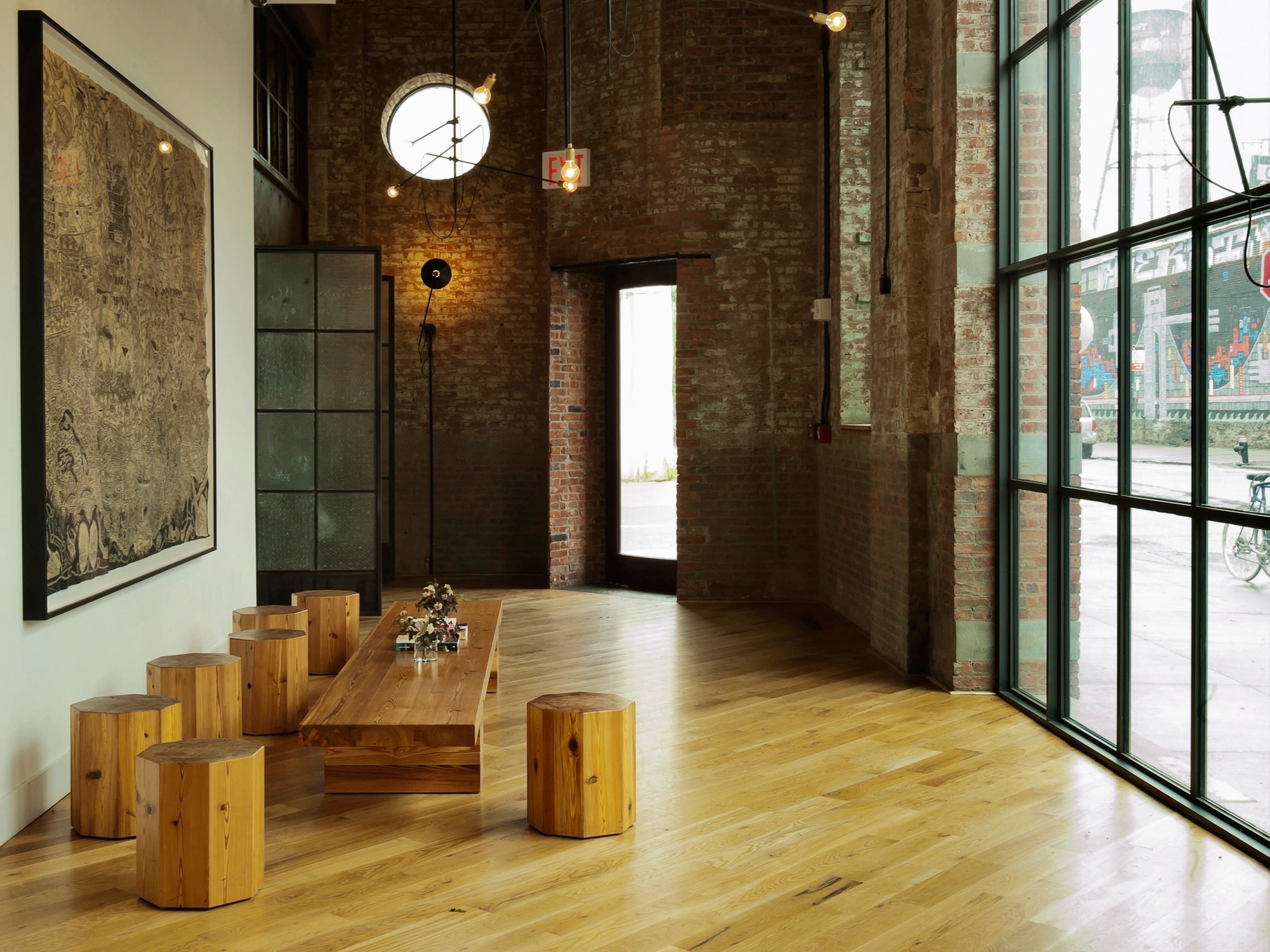 the wythe hotel | brooklyn ny hotel design
